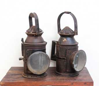 Genuine Railway Lanterns - Small