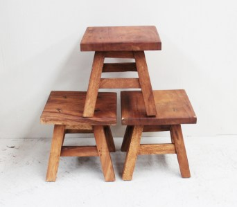 Stool Small Square 2